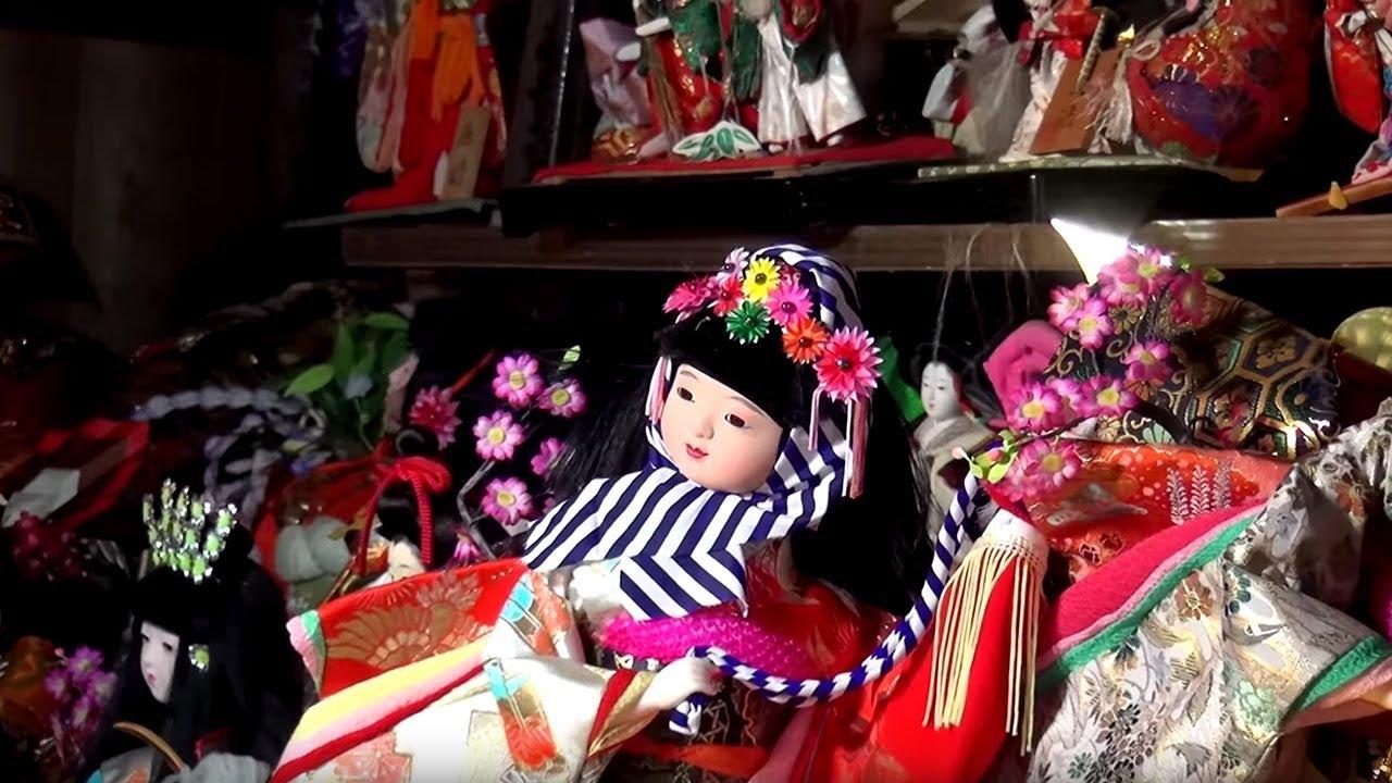 大宝八幡宮 人形供養編