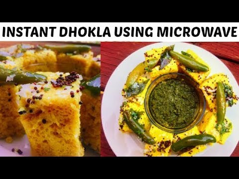 Instant dhokla using microwave instant dhokla recipe instant dhokla using microwave instant dhokla recipe besan dhokla soft spongy dhokla forumfinder Images