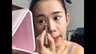 Ngọc Thảo hướng dẫn make up style barbie xinh xinh