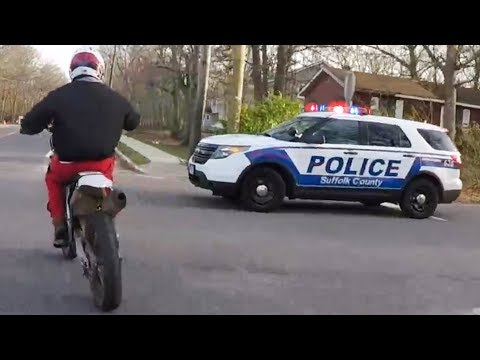 Download Youtube: Cops Vs Bikers - Police Chase Dirt Bikers [Ep.#67]