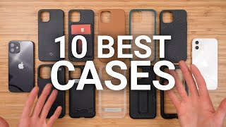My Top 10 Best Cases for iPhone 12 and iPhone 12 Pro!