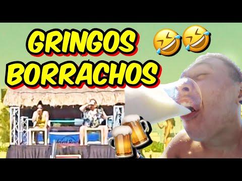 Tomé con Gringos Borrachos en Cancun  LO MAS DIVERTIDO