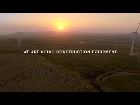 We Are Volvo Construction Equipment – Building Tomorrow – Corporate Film