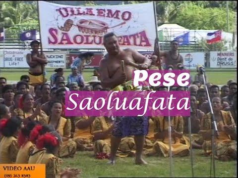 Saoluafata (Uila'emo) - PESE Samoa