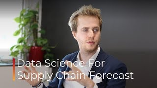 LokadTV - Episode 30 - Data Science For Supply Chain Forecast with Nicolas Vandeput