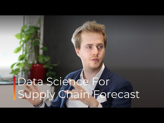 Data Science For Supply Chain Forecast with Nicolas Vandeput - Ep 30