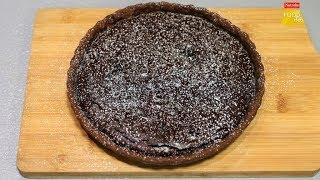 Chocolate Tart | चॉकलेट टार्ट | Jaldi Jaldi | Baking Recipe | Food Tak