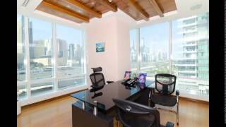 For SALE, Spacious and Furnished Office Space in Reef Tower, JLT