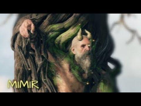 Kepala Mimir Yang Bijaksana ( Mitologi Nordik )