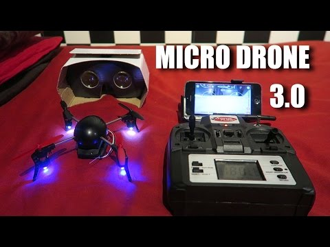 Micro Drone 3.0 Review