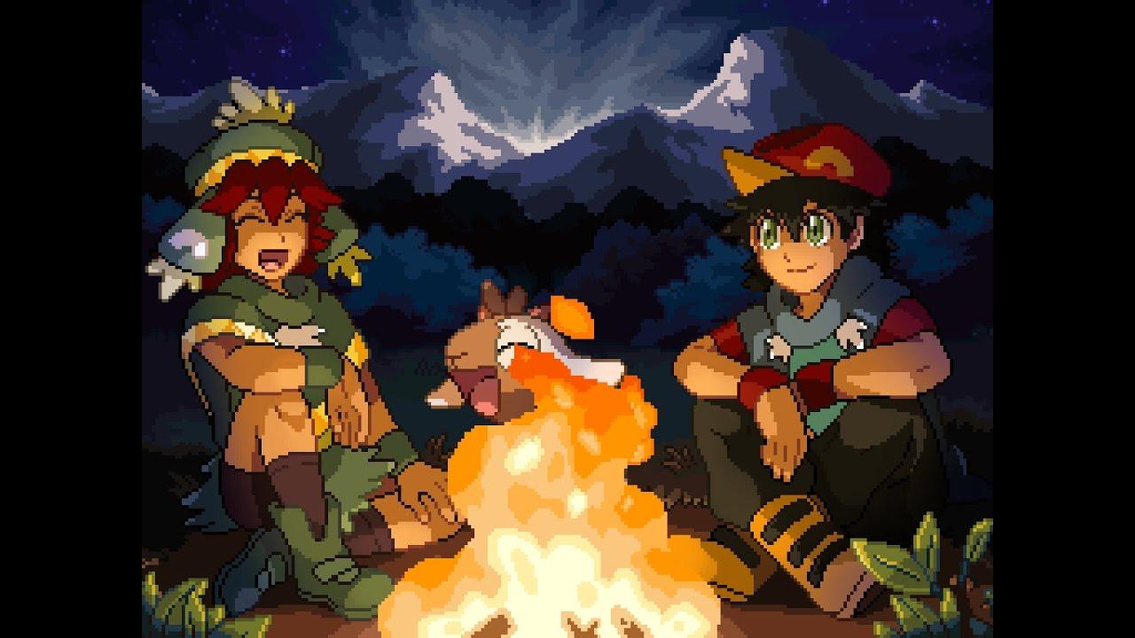 pokemon sage part 2 the pokedex youtube