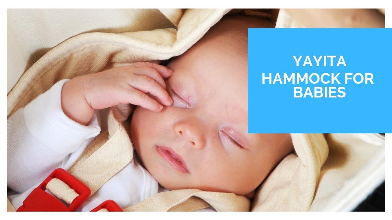 la siesta yayita   hammock for babies made of organic cotton la siesta yayita   hammock for babies made of organic cotton   youtube  rh   youtube