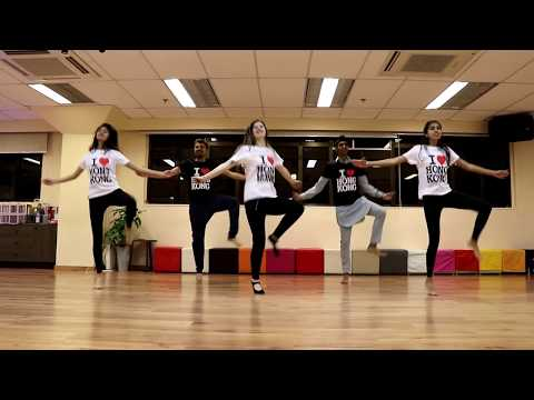 KOKE | Sunanda Sharma | Bhangra by Christine | HONG KONG WORKSHOP