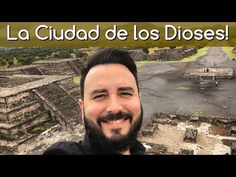 Teotihuacan, la Ciudad donde los Hombres se convierten en Dioses