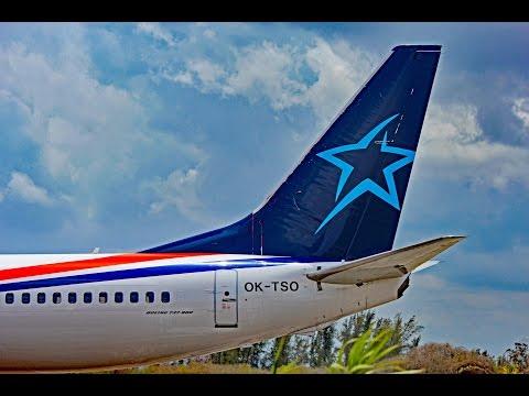Air Transat Flight TS2145 From Santa Clara, Cuba to Toronto, Ontario