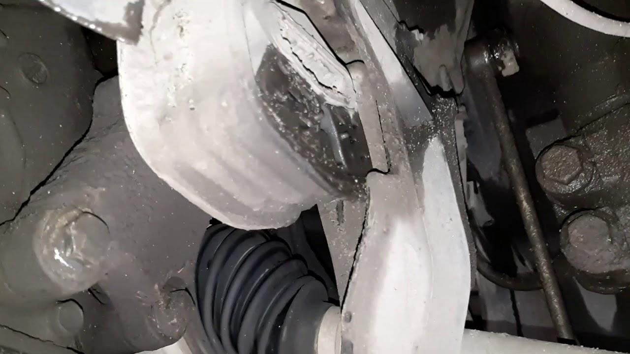 Замена подушки двигателя фольксваген транспортер горняк элеватор