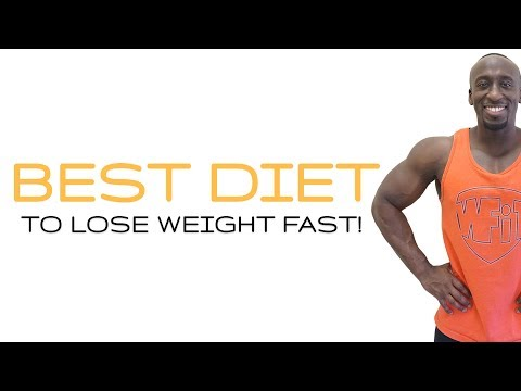 Best Diet To Lose Weight Fast – Lose 1 Pound a Day?