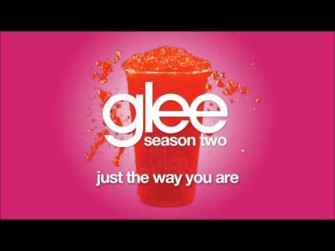 Just The Way You Are | Glee [HD FULL STUDIO]
