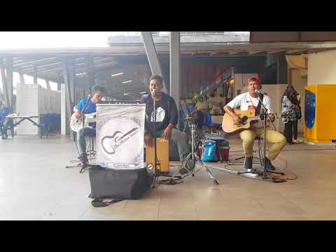 Asal Kau Bahagia - Armada (Cover by One Avenue Buskers)