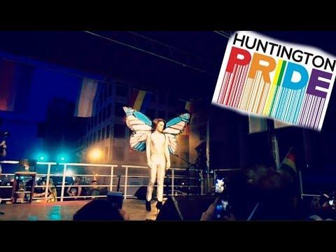 Huntington Pride Festival!|1st Ever!!