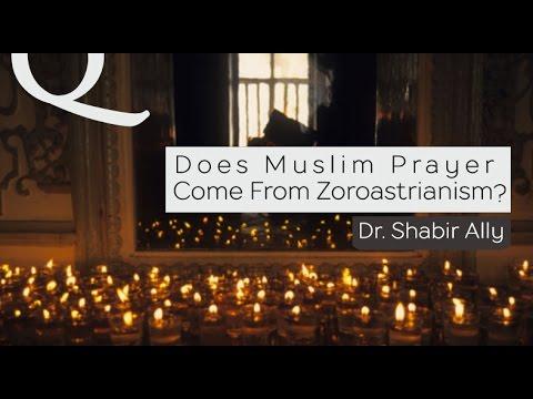 Q&A: Does Muslim Prayer Come From Zoroastrianism? | Dr. Shabir Ally