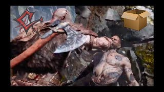📦 Fight with The Stranger 🎮 God Of War (4)