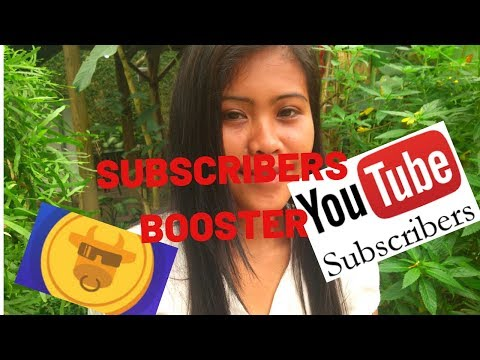 SUBSCRIBERS BOOSTER APPS (MUST WATCH)#app #subscriberbooster