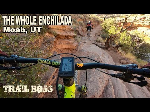 Riding the Whole Enchilada with Brian Lopes| Is it the ultimate shuttle run?