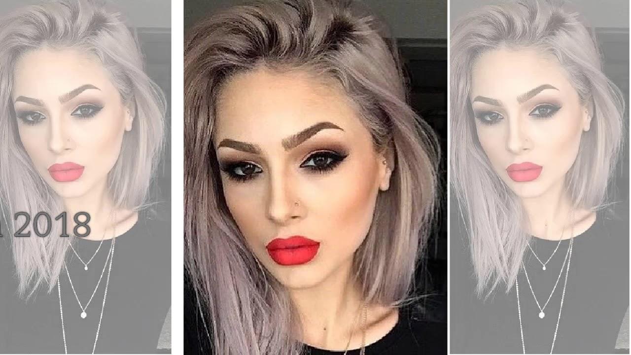 Hermosos Peinados Para Fiestas De Gala Youtube