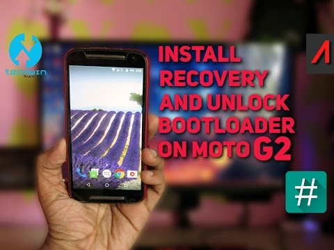 How To Unlock The BootLoader Of Moto G 1st , 2nd and 3rd Generation smartphones !