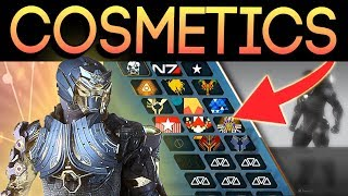 Anthem | COSMETICS NEWS - EMOTES, Customization And The Forge