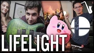Smash Ultimate: Lifelight Jazz Fusion Cover || insaneintherainmusic