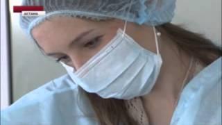 Московский врач провел в Астане ряд сложных операций(, 2013-03-26T04:50:48.000Z)