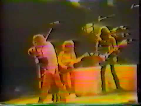 Aerosmith California World Music Festival April 1979