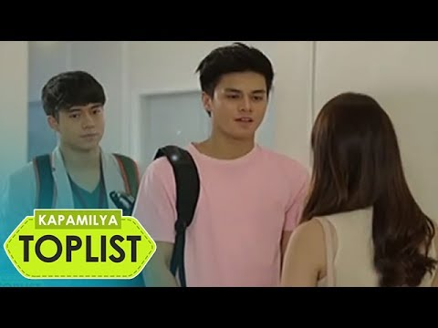 Kapamilya Toplist: 10 moments that shows Chloe was torn between Tupe and Fort in A Love To Last