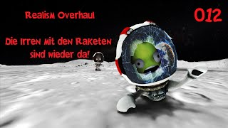 Kerbal Space Program RSS ► Sputnik PS3 #12 ♦ [4k] Let's Play Real Solar System 1.0.4