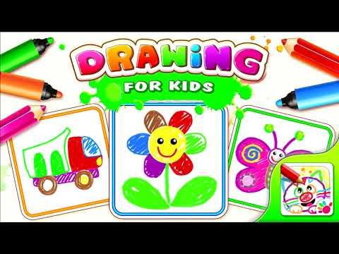Bini Drawing For Kids! Learning Games For Toddlers - Apps On Google Play