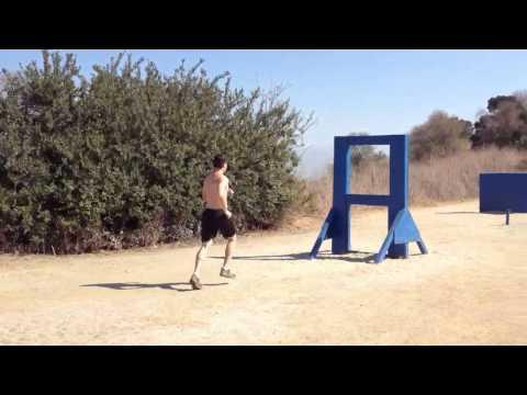 Rio Hondo obstacle course
