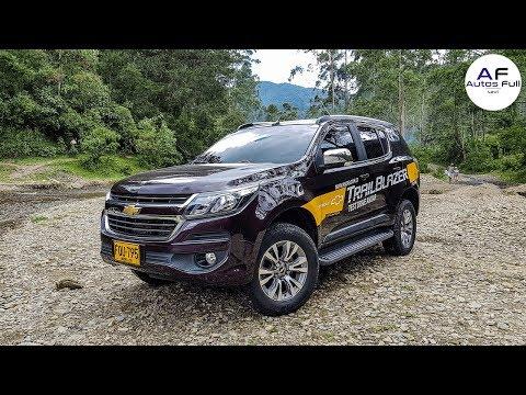 Chevrolet TrailBlazer   Con El Mejor Motor De La Categoría