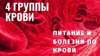 Питание и болезни по группе крови, соответствуют ли вам? Влияние питания на здоровье человека.