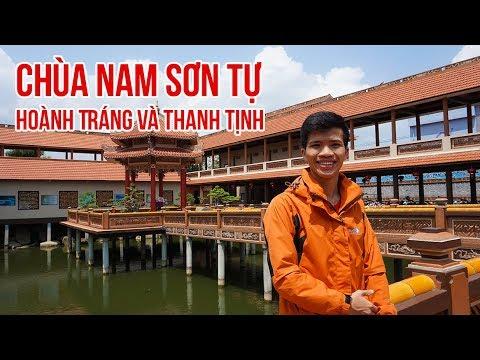 Chùa NAM SƠN TỰ – Ngôi Chùa Đẹp Nhất Đà Nẵng – Review Đà Nẵng 4.0