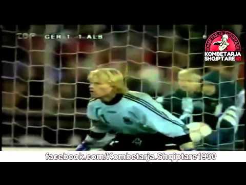Gjermani 4-3 SHQIPËRI (11.10.1997)(Kualifikimet - Francë 1998)