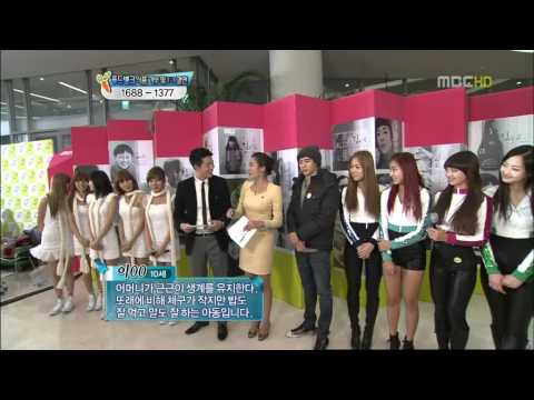 [INTER] Sistar,  After School & Nick Khun - Interview  [1000 DoP - 28/01/2011 ]