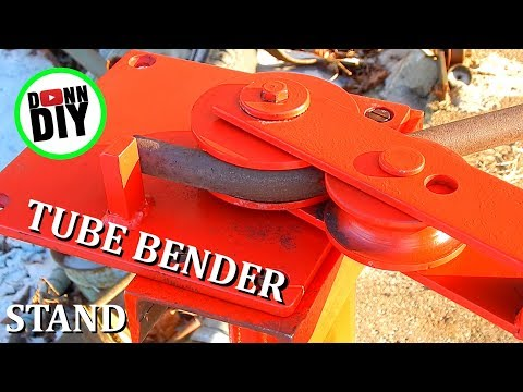 Manual Tube Bender Stand