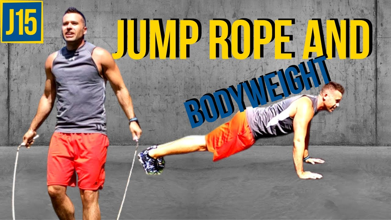7 Minute Workout For Beginners | 7 Day Jump Rope Challenge