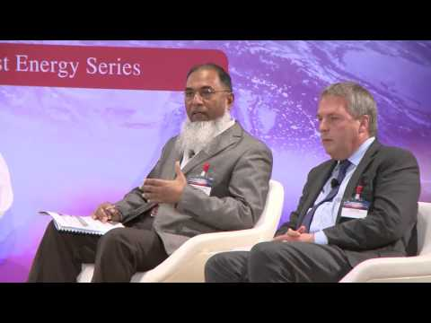 "Panel Discussion on ""Iran-Pakistan-India"" at the 5th Gulf Intelligence Energy Markets Forum"