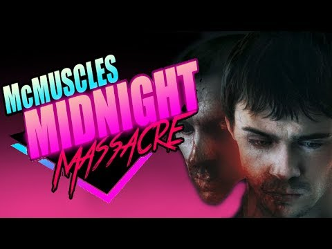 McMuscles Midnight Massacre - The Cured