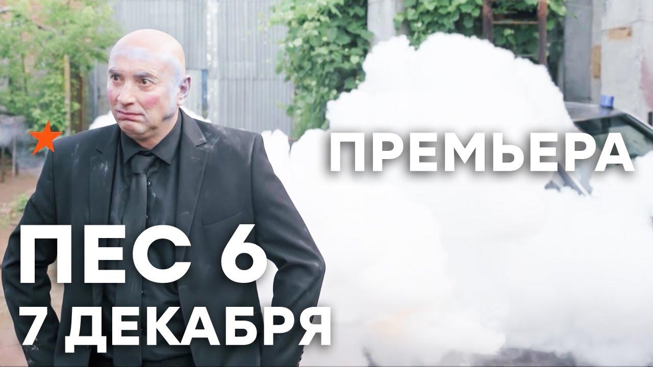 🔥 Сериал ПЕС 6 сезон - ГОРЯЧАЯ ПРЕМЬЕРА - НОВИНКА 2020 - 7 декабря   СЕРИАЛЫ ICTV