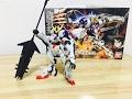 HG Gundam Barbatos Lupus Rex Reveiw2  HG ガンダムバルバトスルプスレクス 完成編