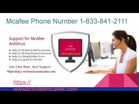 McAfee Phone Number Service With High Discounts